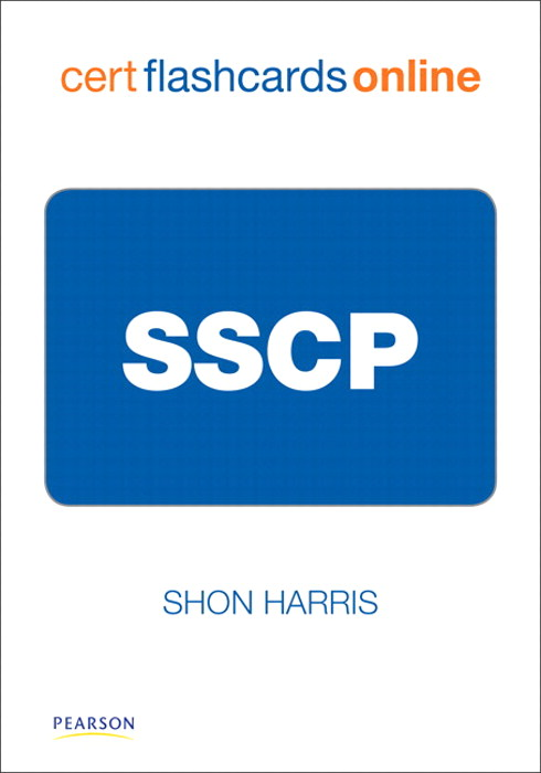 SSCP Cert Flash Card Online