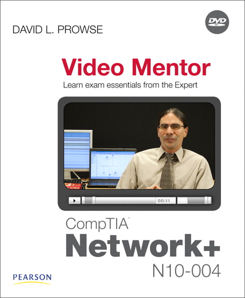 CompTIA Network+ Video Mentor