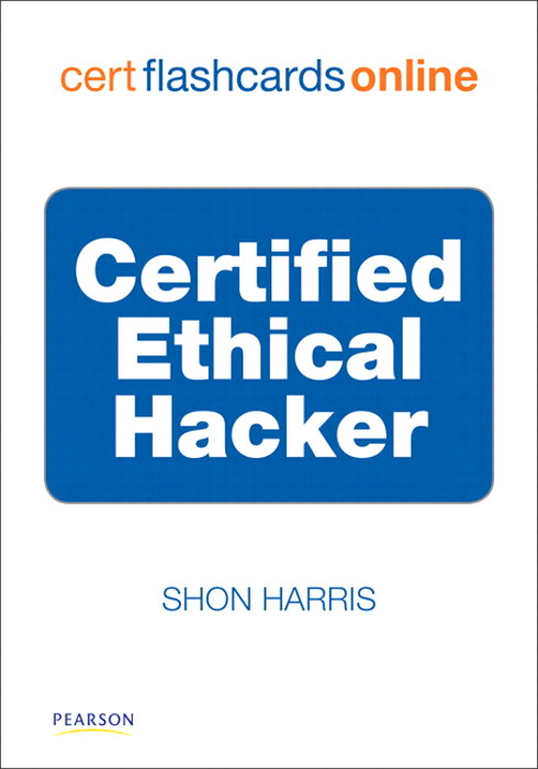 Certified Ethical Hacker (CEH)  Cert Flash Cards Online