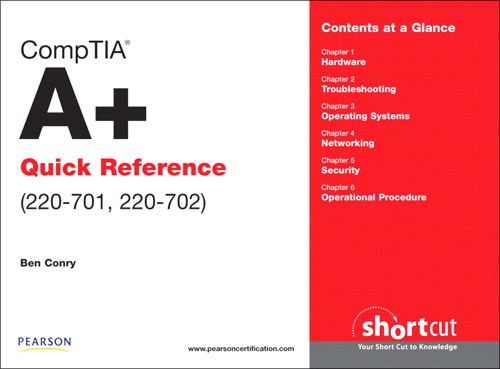 CompTIA A+ Quick Reference (220-701, 220-702), Adobe Reader