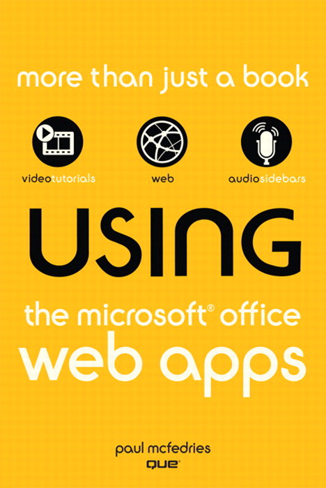 Using the Microsoft Office Web Apps