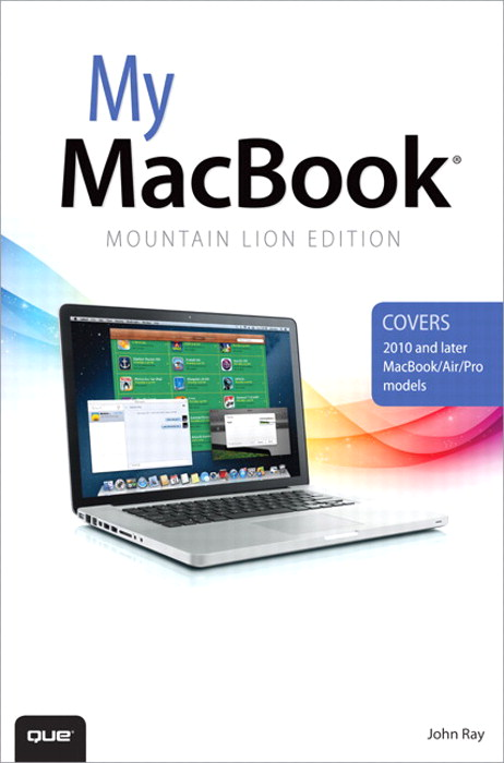 My MacBook (Mountain Lion Edition), 3rd Edition