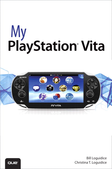 My PlayStation Vita