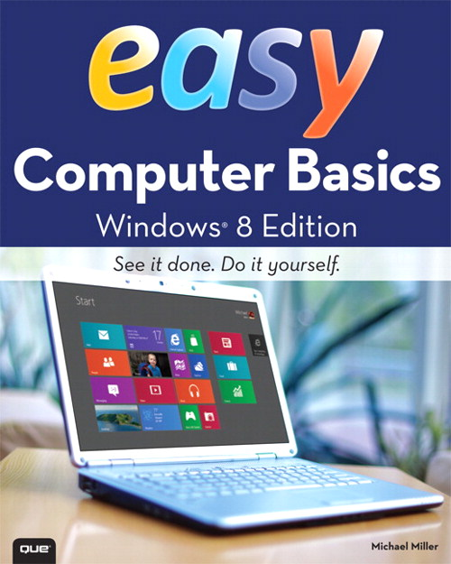 Easy Computer Basics, Windows 8 Edition