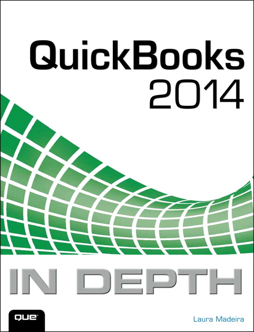 QuickBooks 2014 In Depth
