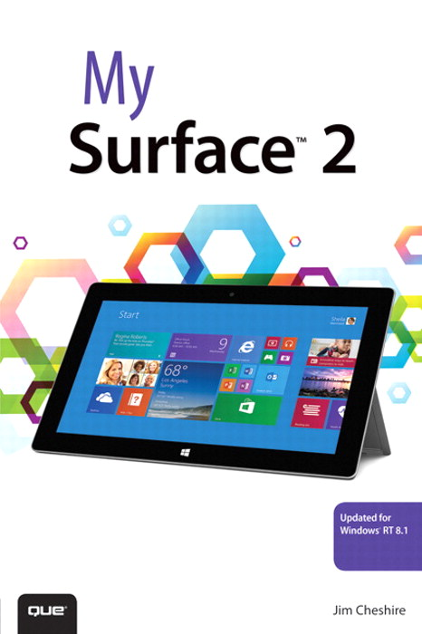 My Surface 2, 2nd Edition