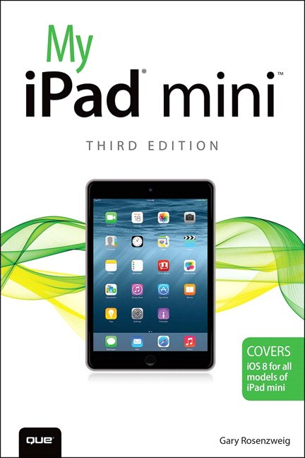 My iPad mini, 3rd Edition