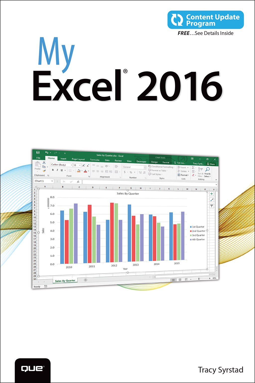 My Excel 2016 (includes Content Update Program)
