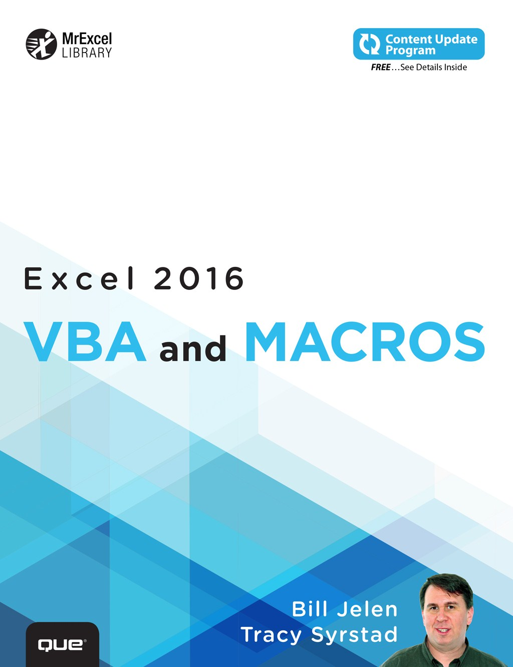Excel 2016 VBA and Macros (includes Content Update Program) | InformIT