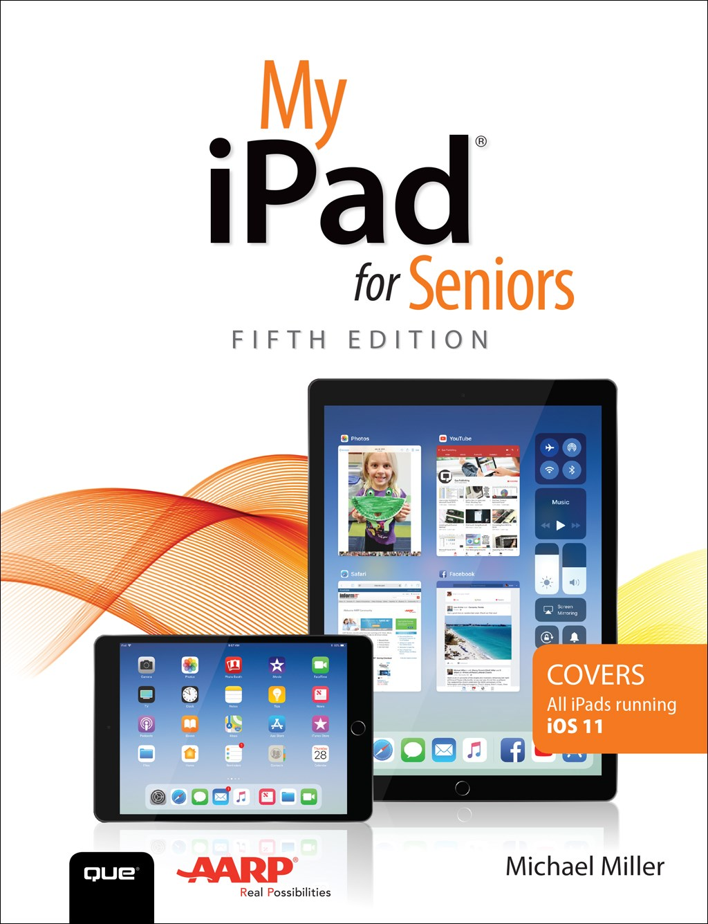 My iPad for Seniors, 5th Edition