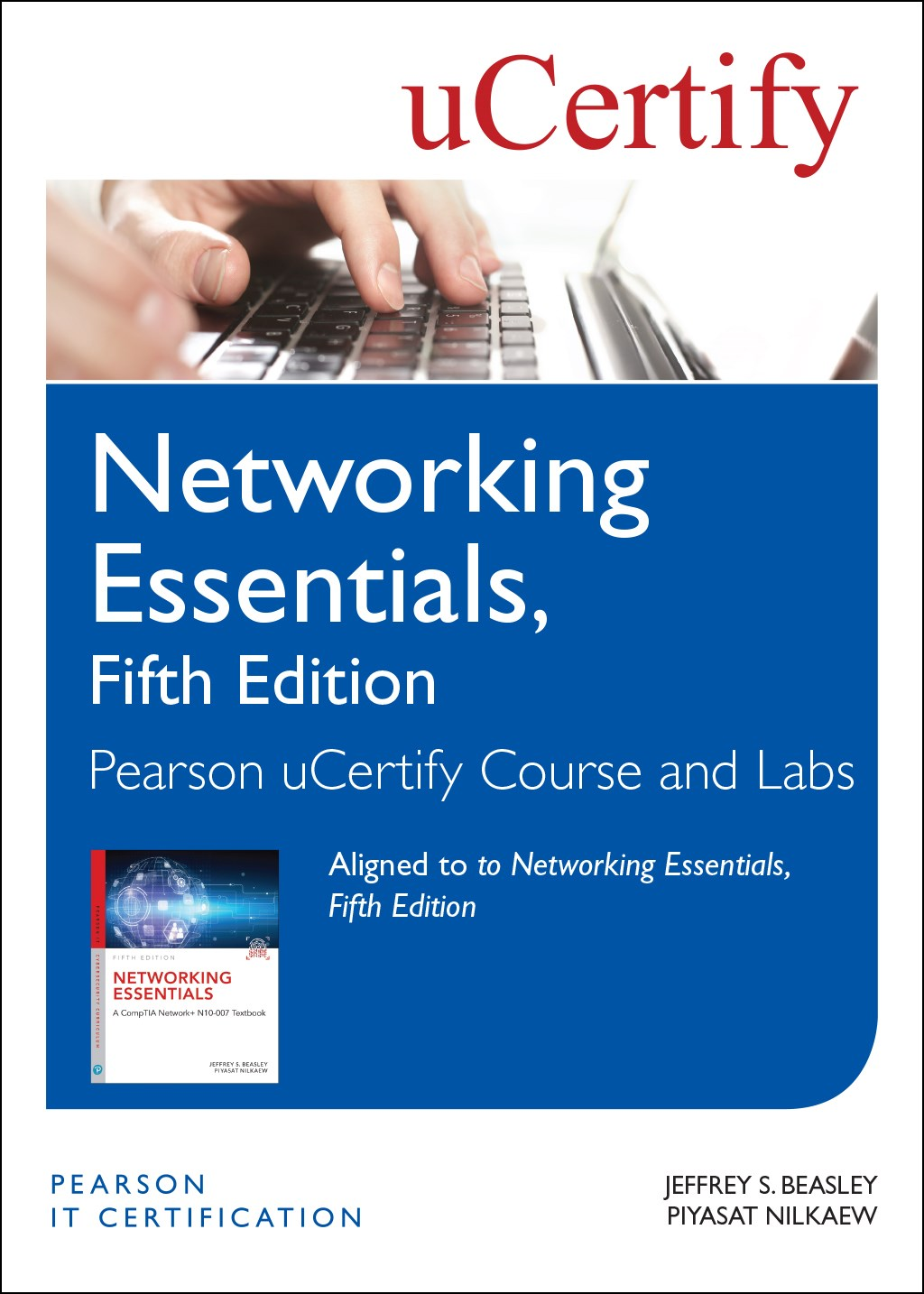 Networking Essentials Pearson uCertify Course and Labs Student Access Card