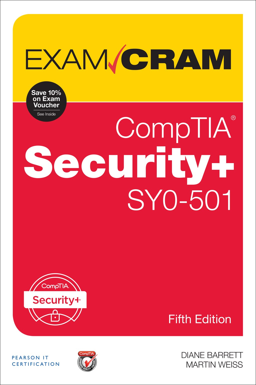CompTIA Security+ SY0-501 Exam Cram, 5th Edition