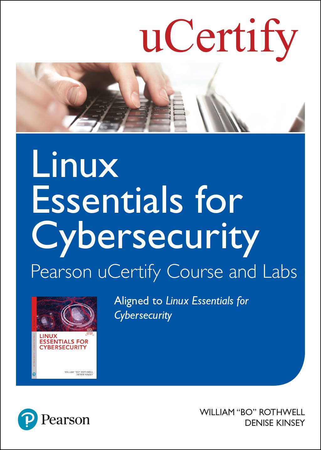 Linux Essentials for Cybersecurity Pearson uCertify Course and Labs Access Card