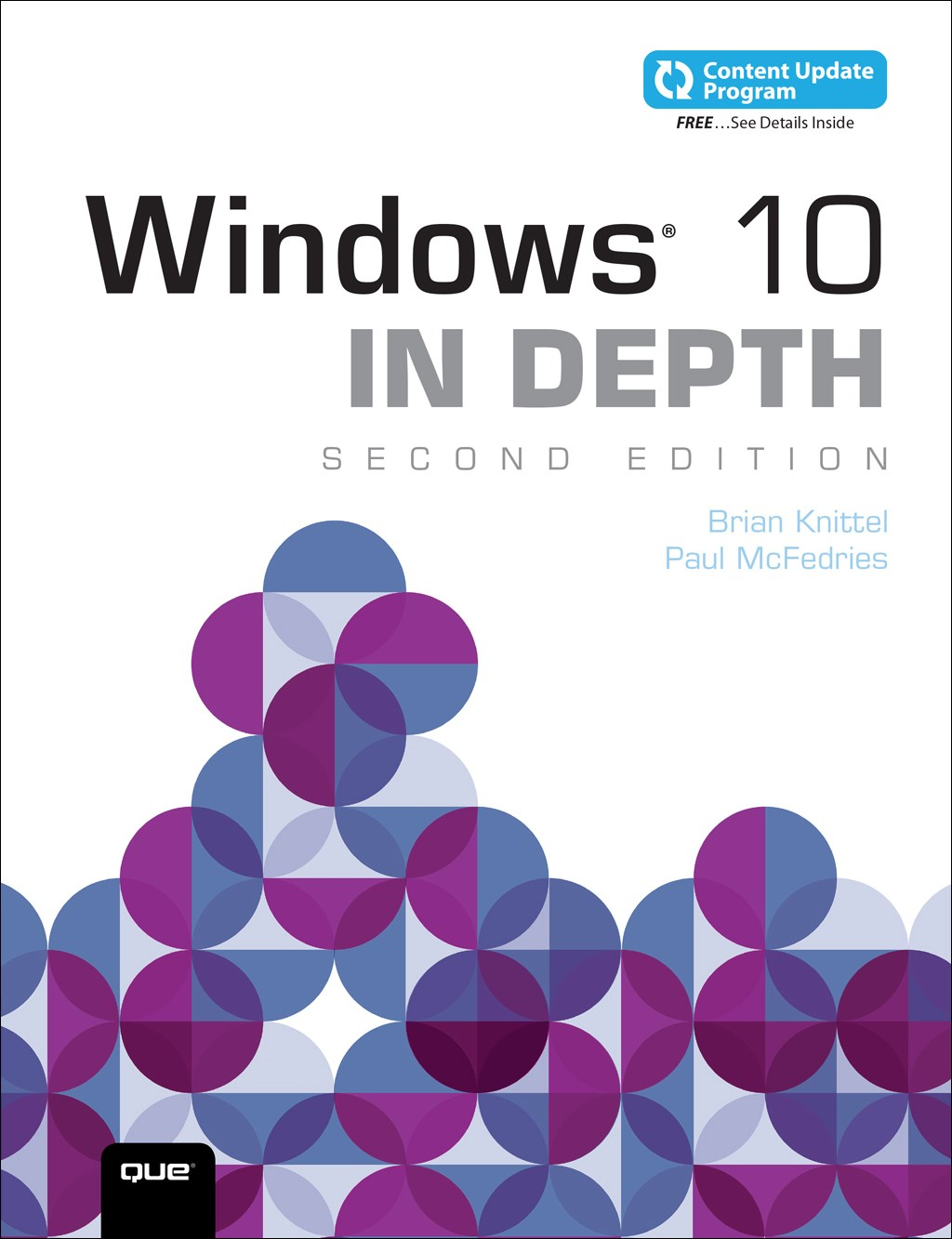 Windows 10 In Depth (includes Content Update Program), 2nd Edition