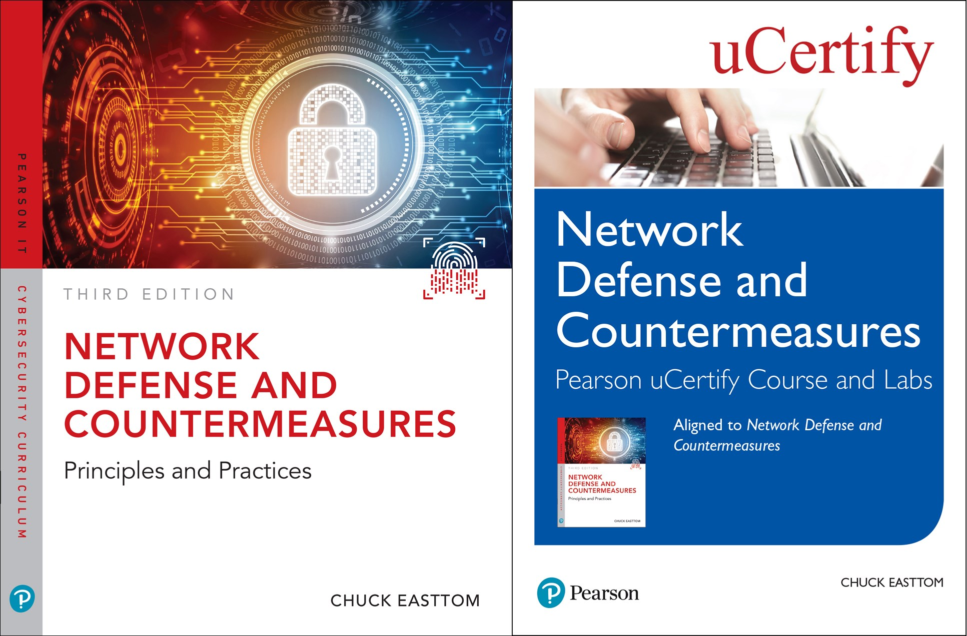 Network Defense and Countermeasures Pearson uCeritfy Course and Labs and Textbook Bundle