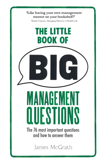 The Little Book of Big Management Questions PDF eBook: The 76 most important questions and how to answer them