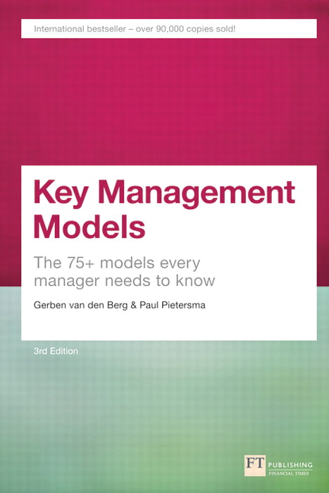 Key Management Models, 3rd Edition: The 75+ Models Every Manager Needs to Know, 3rd Edition
