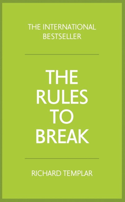 The Rules to Break PDF eBook: Rules to Break, 3rd Edition