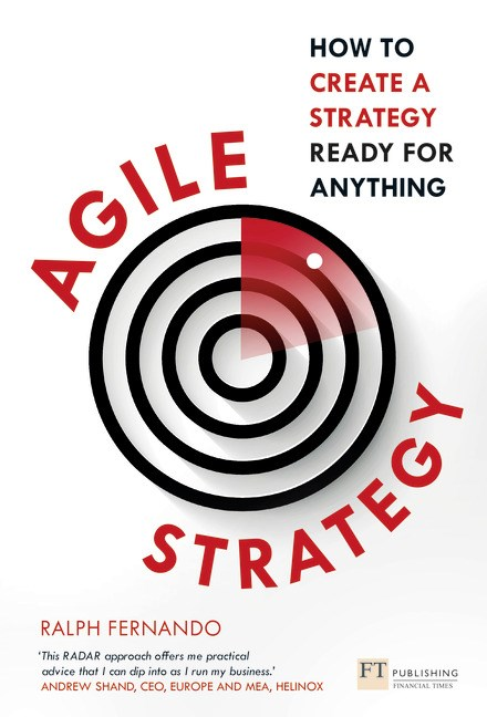Agile Strategy: How to create a strategy ready for anything