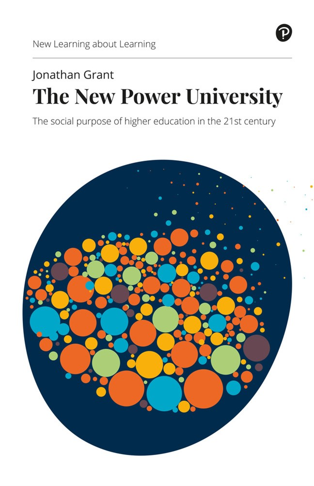 The New Power University: The social purpose of higher education in the 21st century