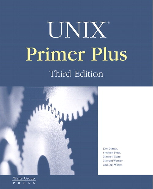 UNIX Primer Plus, 3rd Edition