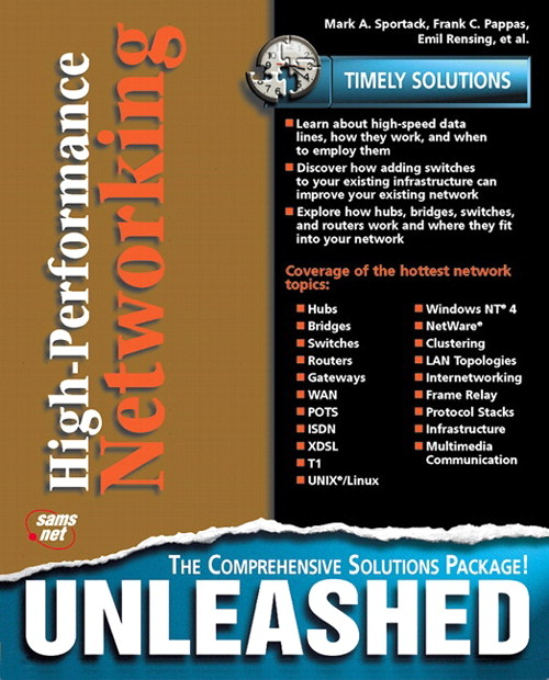 High Performance Networking Unleashed