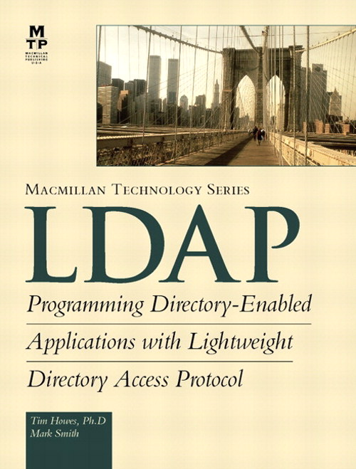 LDAP: Programming Directory-Enabled Apps