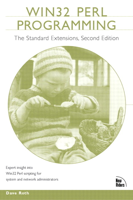 Win32 Perl Programming: The Standard Extensions, 2nd Edition
