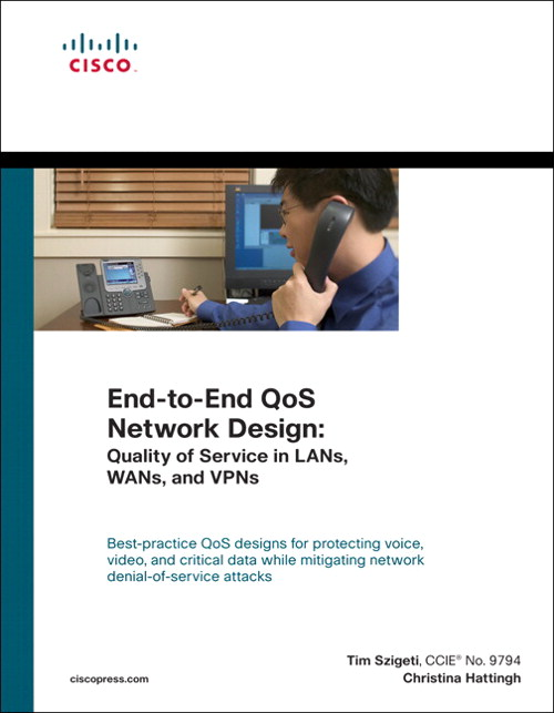 End-to-End QoS Network Design: Quality of Service in LANs, WANs, and VPNs, Adobe Reader
