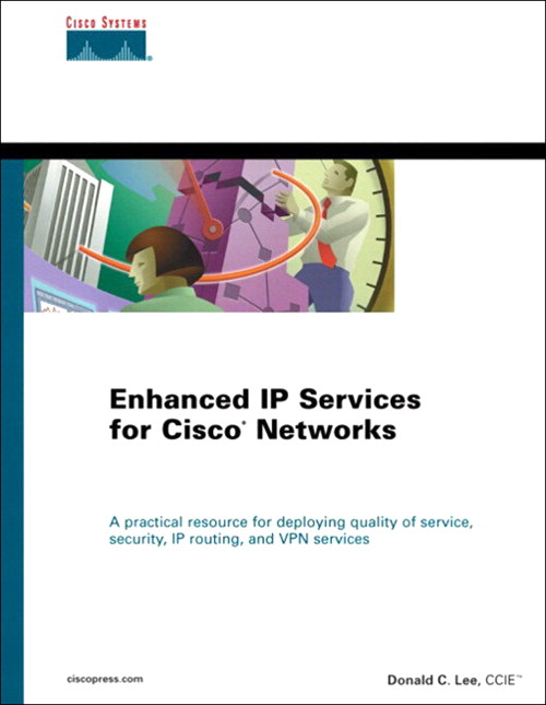 Enhanced IP Services for Cisco Networks