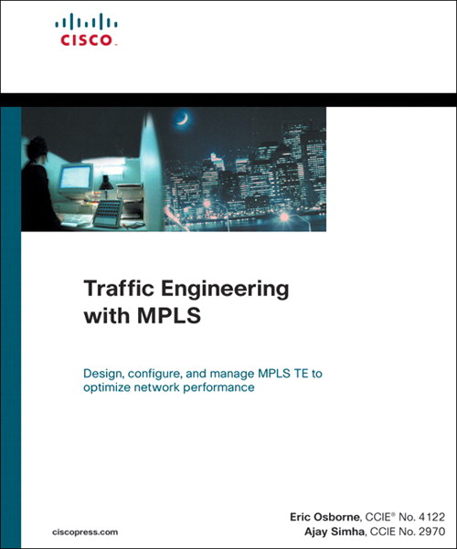 Traffic Engineering with MPLS (paperback)