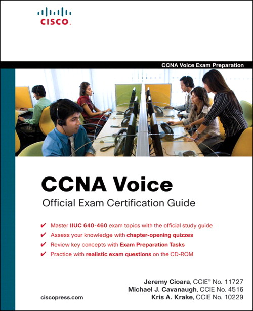 CCNA Voice Official Exam Certification Guide (640-460 IIUC), Adobe Reader