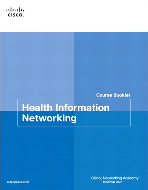 Health Information Networking Course Booklet