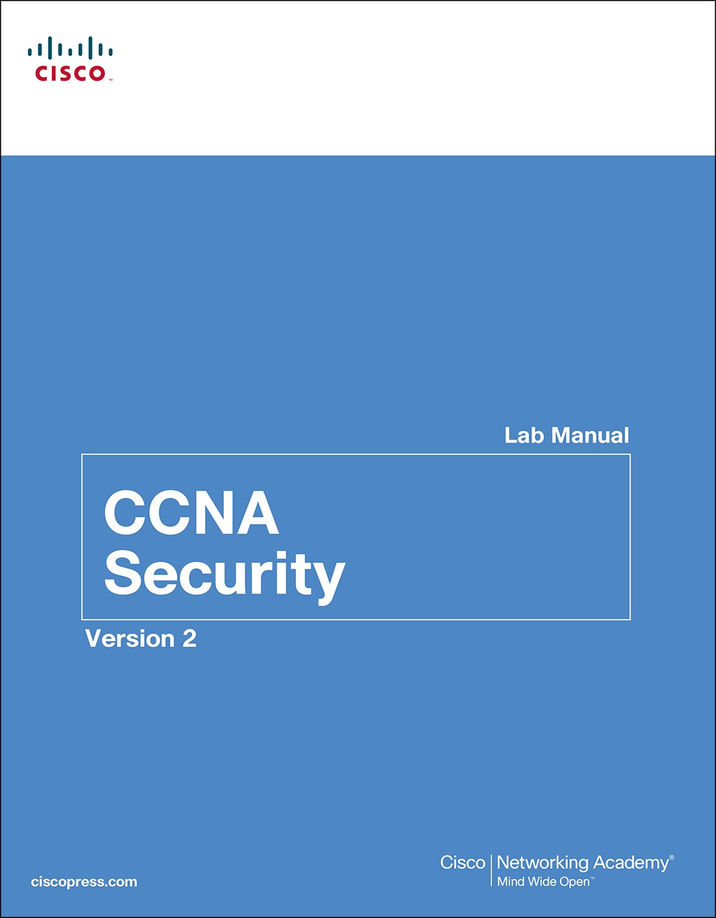 CCNA Security Lab Manual Version 2