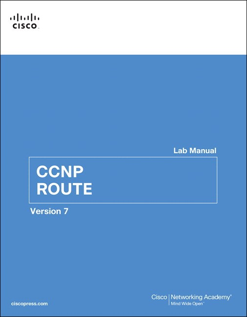 CCNP ROUTE Lab Manual, 2nd Edition
