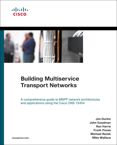Building Multiservice Transport Networks (paperback)