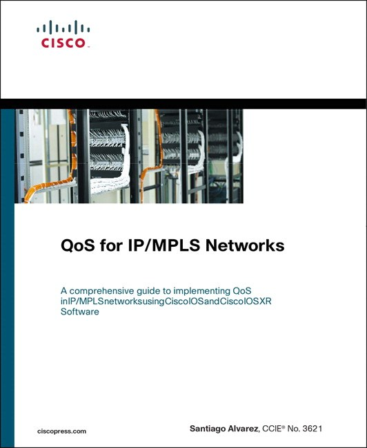 QoS for IP/MPLS Networks (paperback)