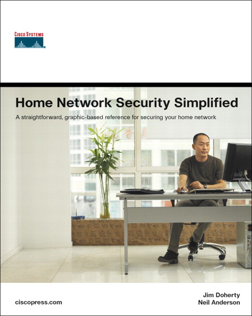 Home Network Security Simplified