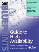 Guide to High Availability: Configuring boot/root/swap