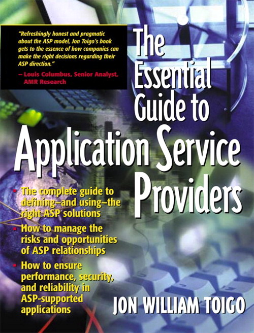 Essential Guide to Application Service Providers, The