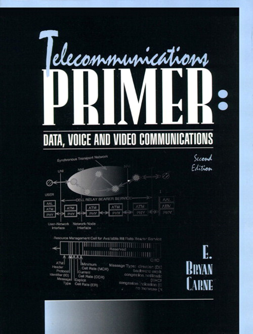 Telecommunications Primer: Data, Voice, and Video Communications, 2nd Edition