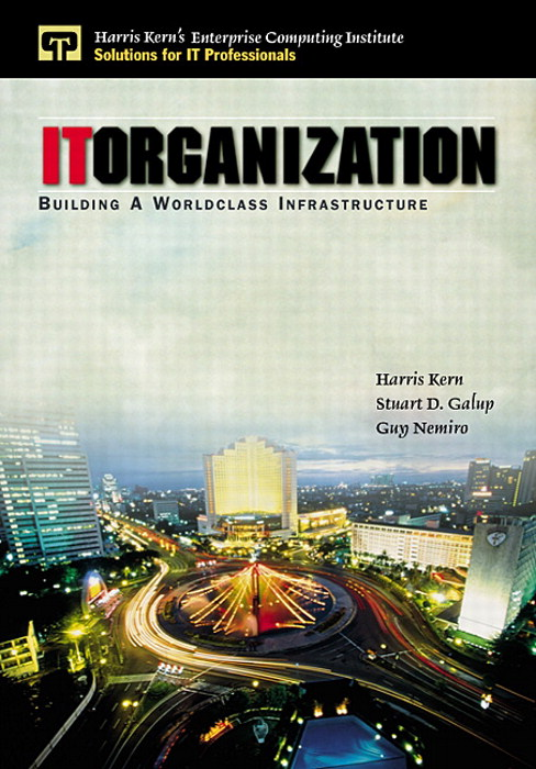 IT Organization: Building A Worldclass Infrastructure