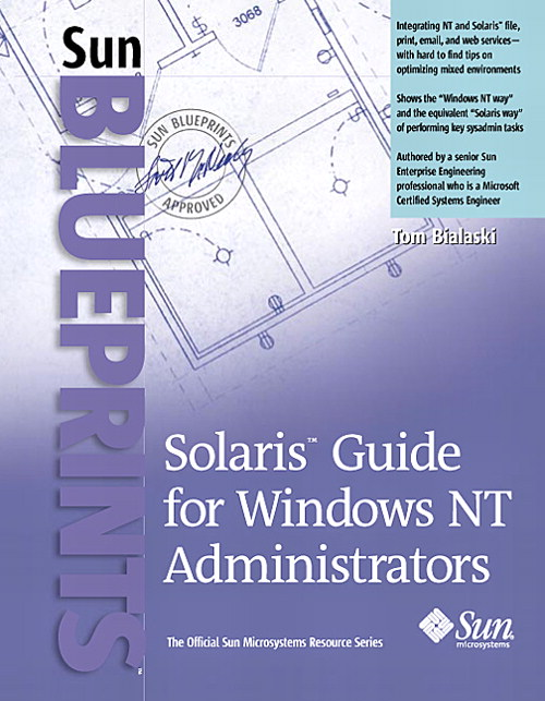 Solaris Guide for Windows NT Administrators