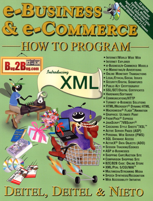 e-Business and e-Commerce How to Program