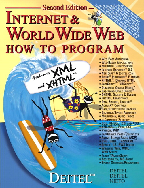 Internet & World Wide Web How to Program, 2nd Edition