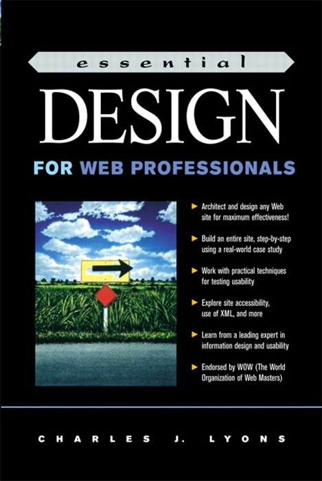 Essential Design for Web Professionals