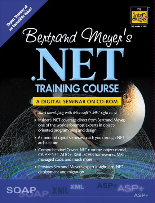 Bertrand Meyer's .NET Training Course