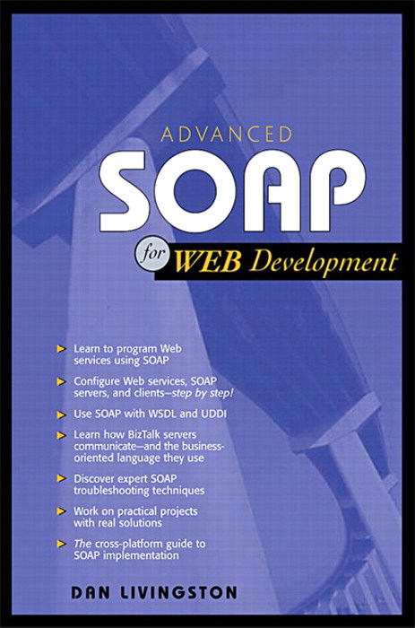 Advanced SOAP for Web Development