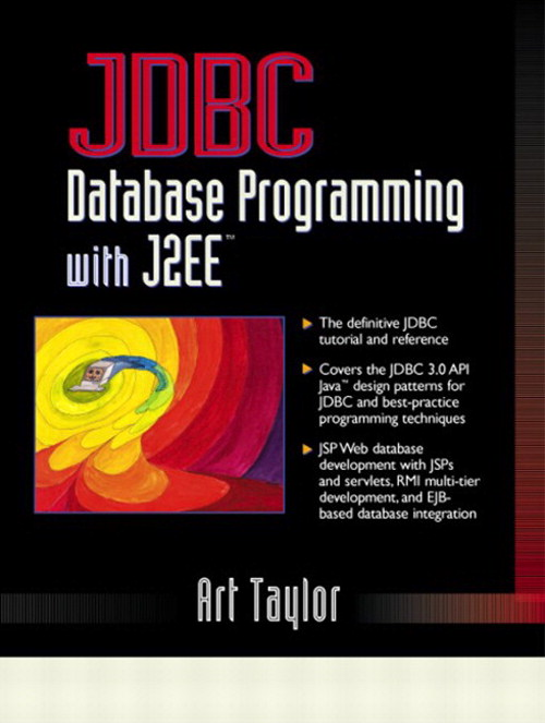 JDBC: Database Programming with J2EE