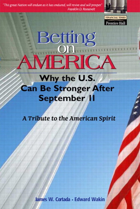 Betting on America: Why the US Can Be Stronger After September 11